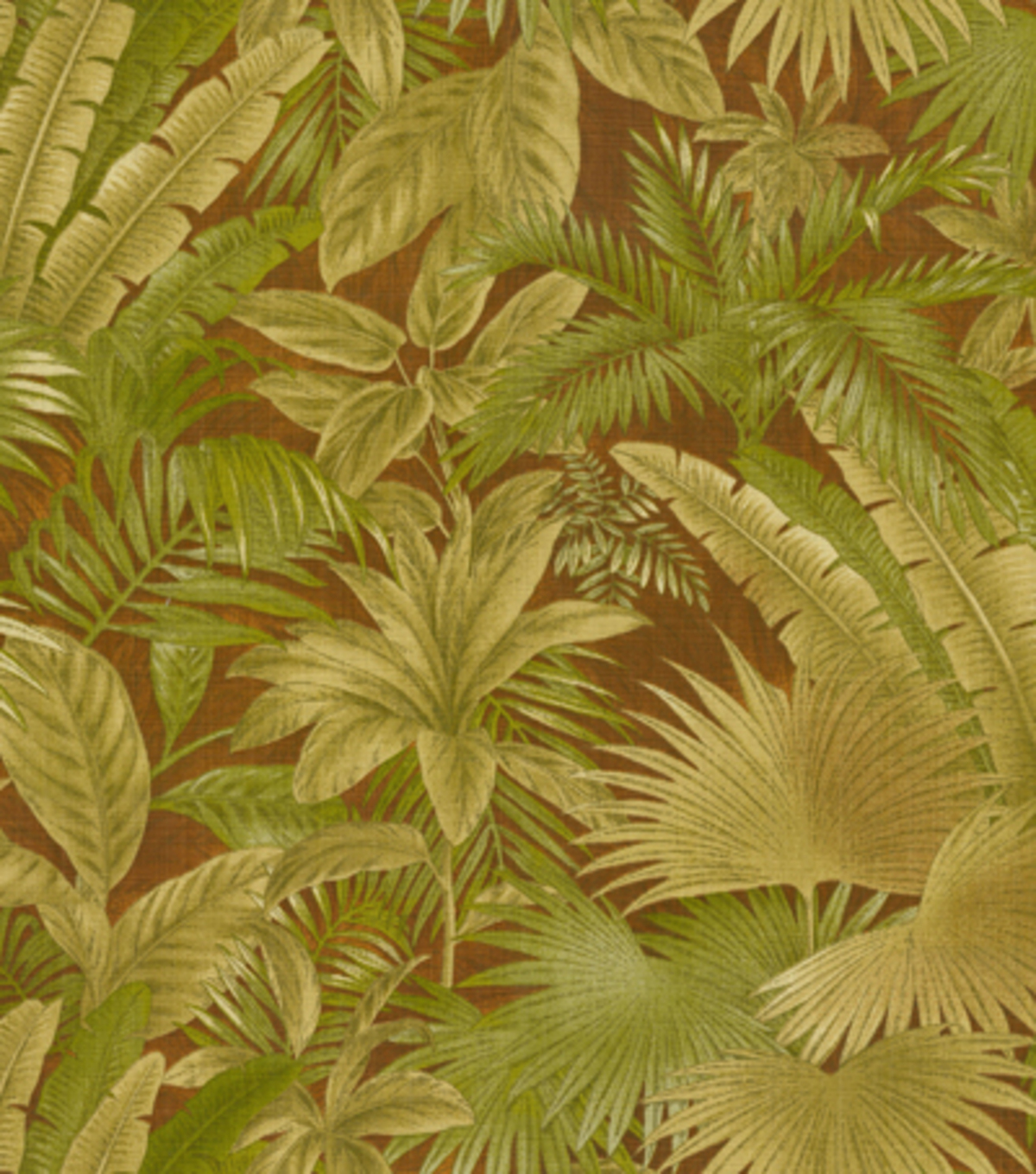 Home Decor 8\u0022x8\u0022 Fabric Swatch-Tommy Bahama Bahamian Breeze/Cinnamon