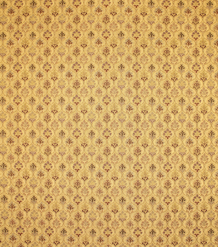 Home Decor 8\u0022x8\u0022 Fabric Swatch-Upholstery Fabric Barrow M8832-5179 Straw