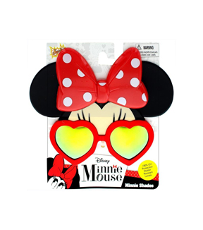 Sun-Staches Sunglasses-Minnie Mouse