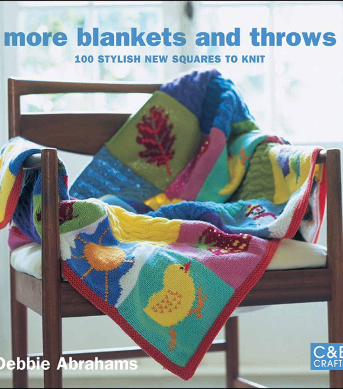 More Blankets & Throws Book