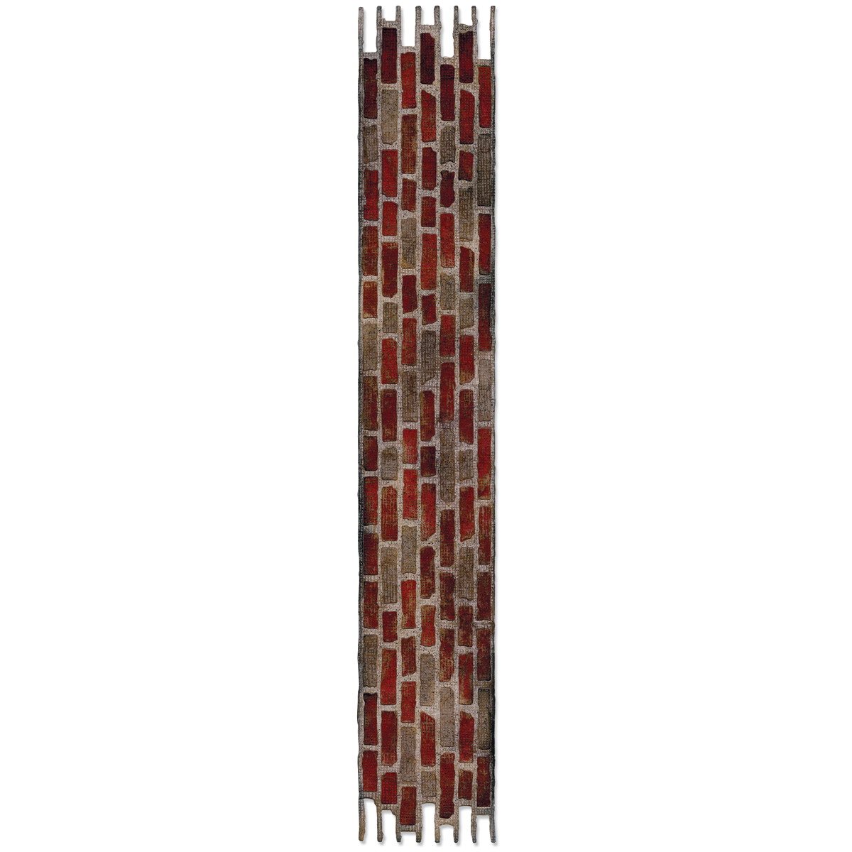 Sizzix Sizzlits Decorative Strip Die By Tim Holtz Brick Wall