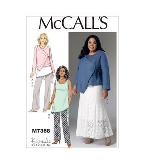 McCall's Women's Casual-M7368
