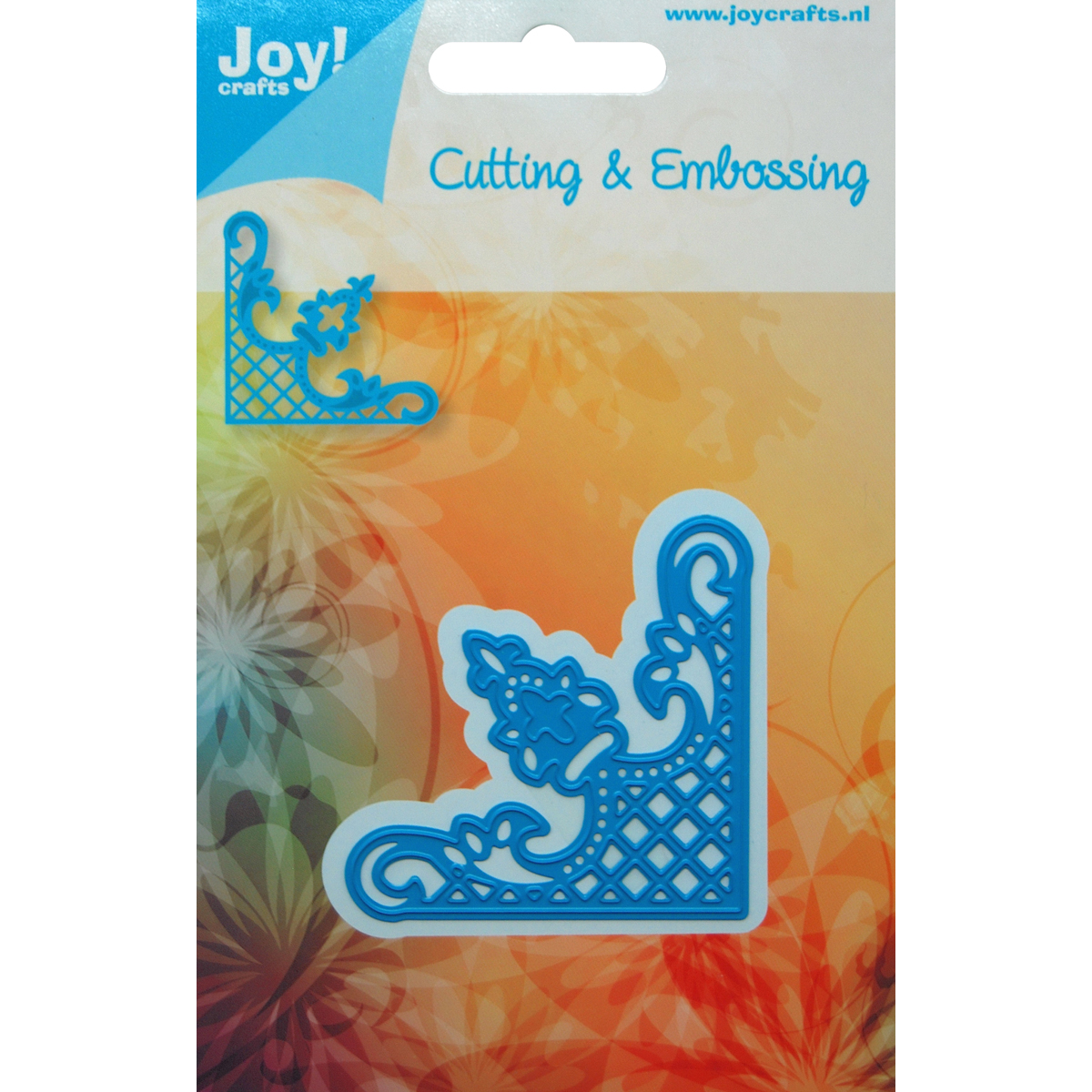 Joy! Crafts Cutting And Embossing Dies French Lily Corner