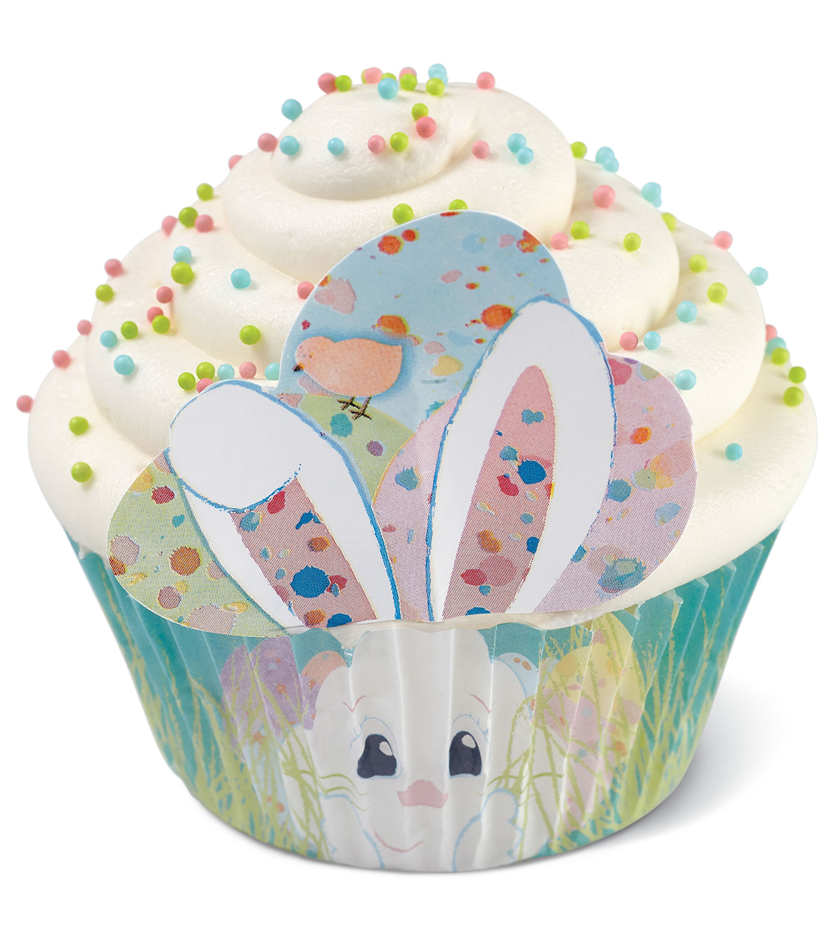 Wilton® Cupcake Decorating Kit Makes 24-Sweet Splatter
