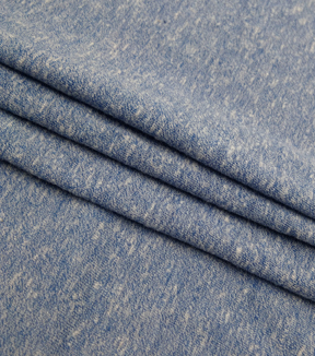 Knit Fabric 56\u0022-Blue