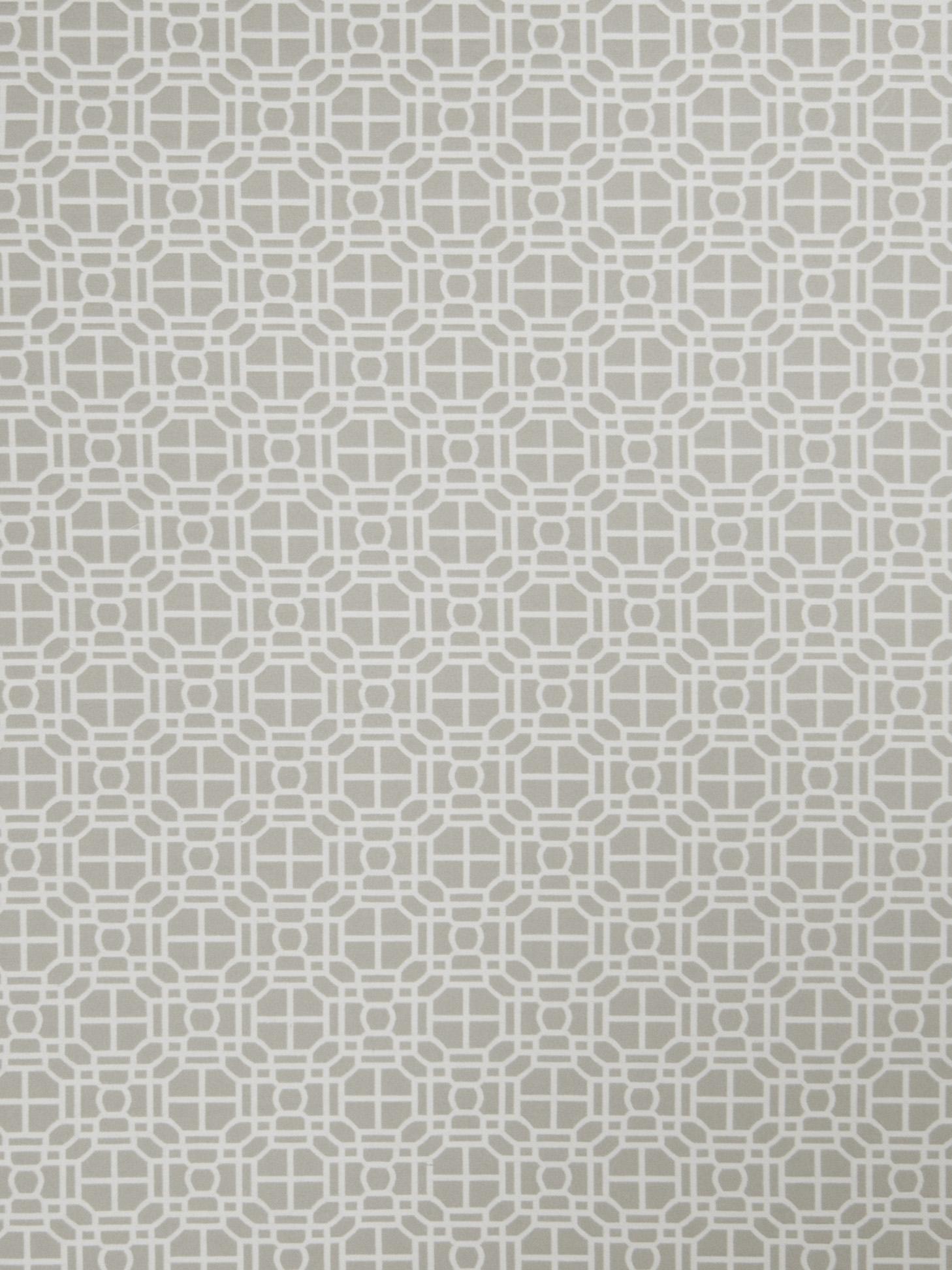 Upholstery Fabric- Jaclyn Smith Geo Dove Gray | JOANN