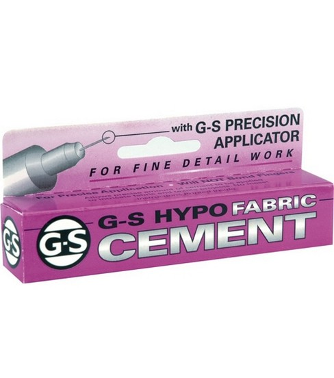 Beadalon G-S Hypo Fabric Cement