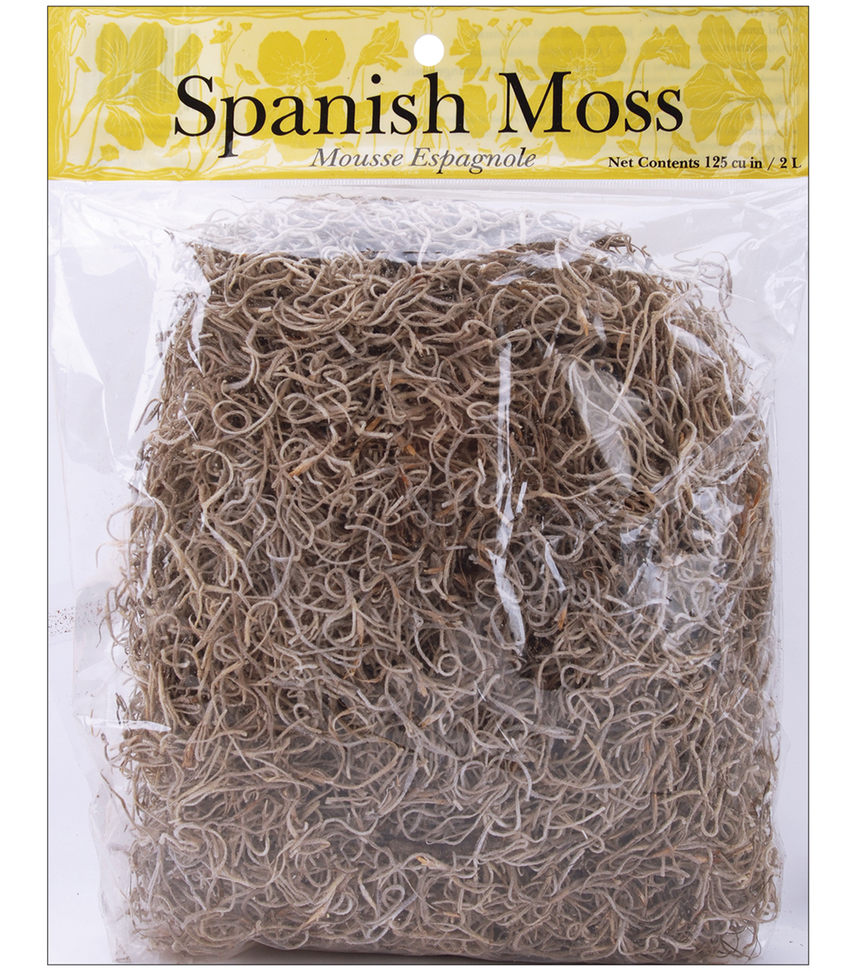 4 Oz Spanish Moss-Natural