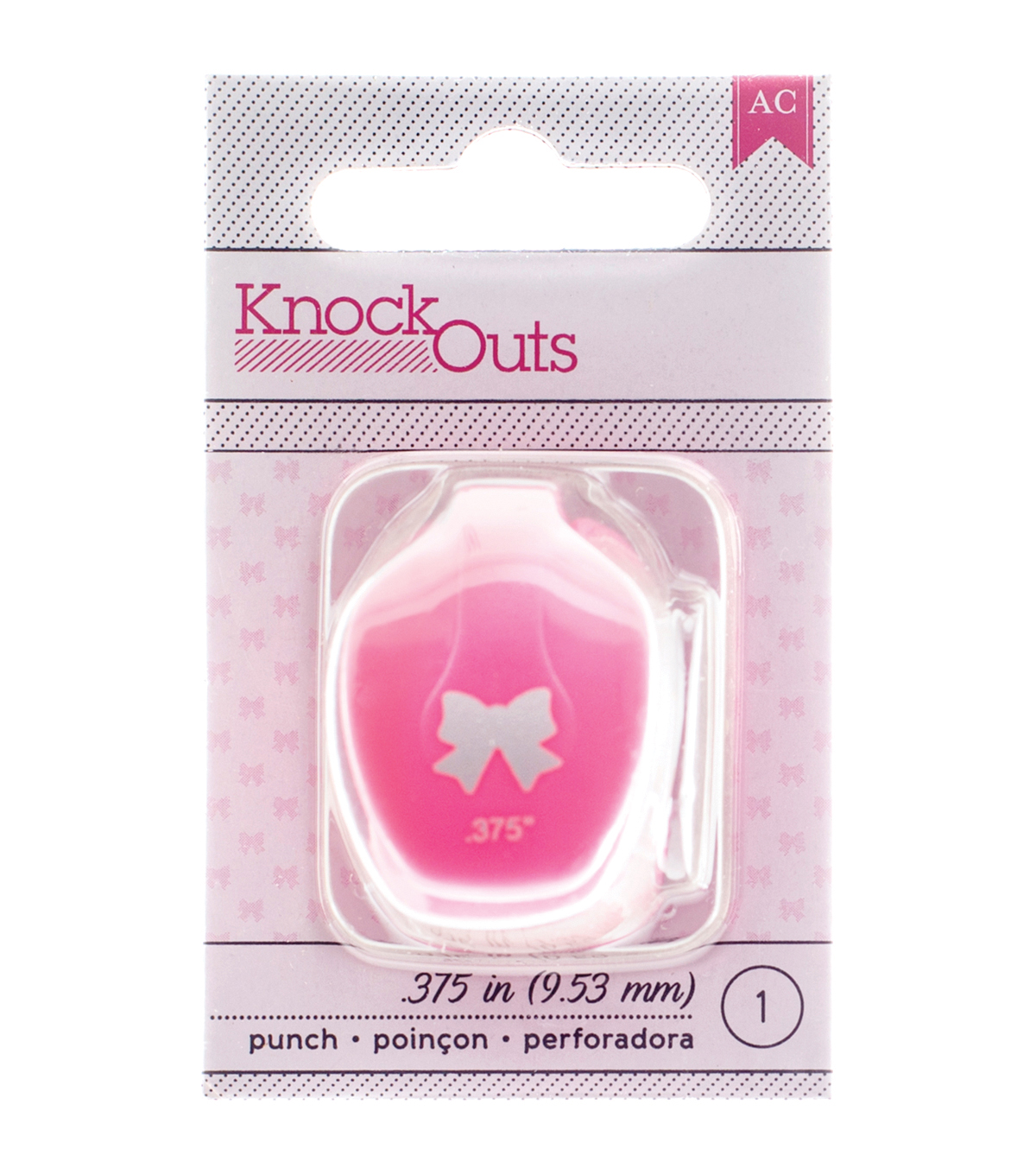 American Crafts™ Knock Outs Mini Punch-Bow