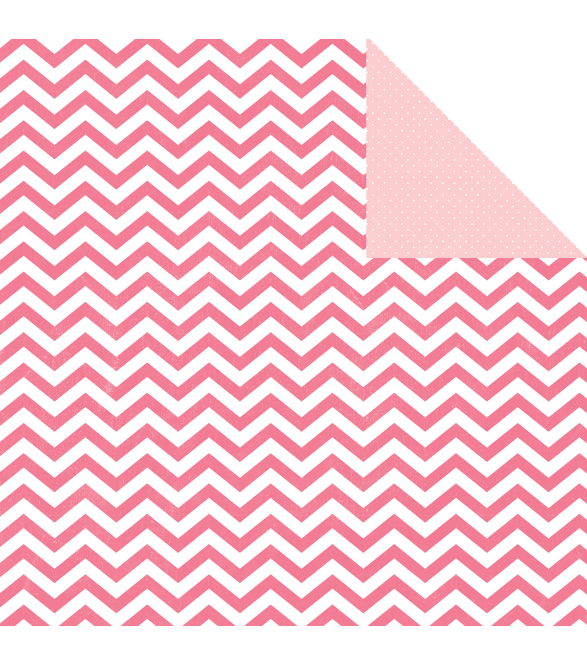 My Baby Girl Double-Sided Cardstock 12\u0022X12\u0022-Chevron