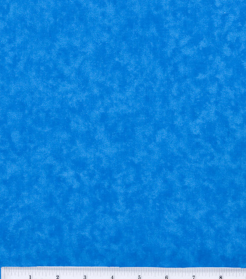"Keepsake Calico™ Cotton Fabric 44""-Turquoise Tonal"