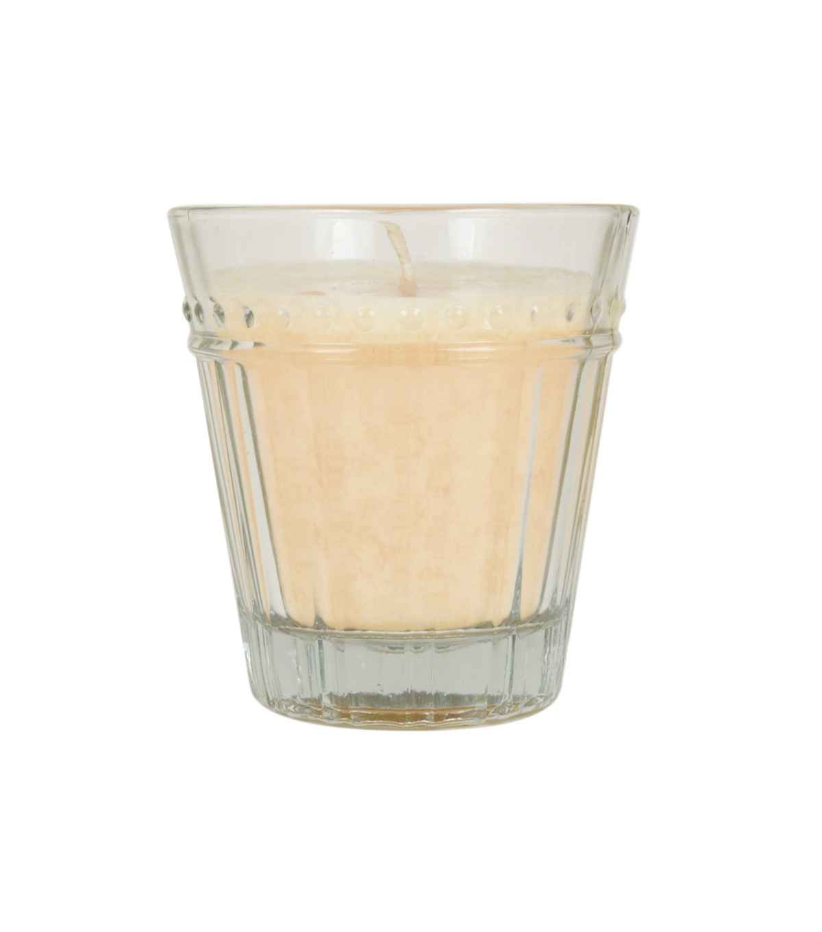 Hudson 43™ Candle & Light Collection 7oz Clear Glass Vanilla Cinnamon Fill