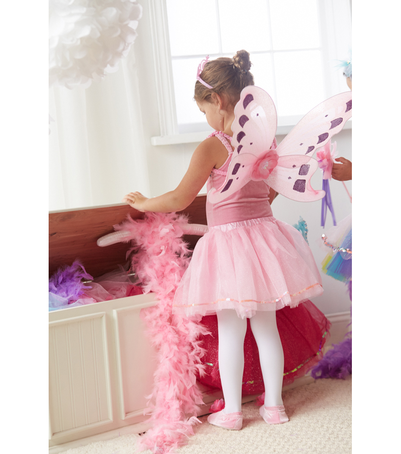 Fashion & Fluff™ Pink Party Dance Tutu