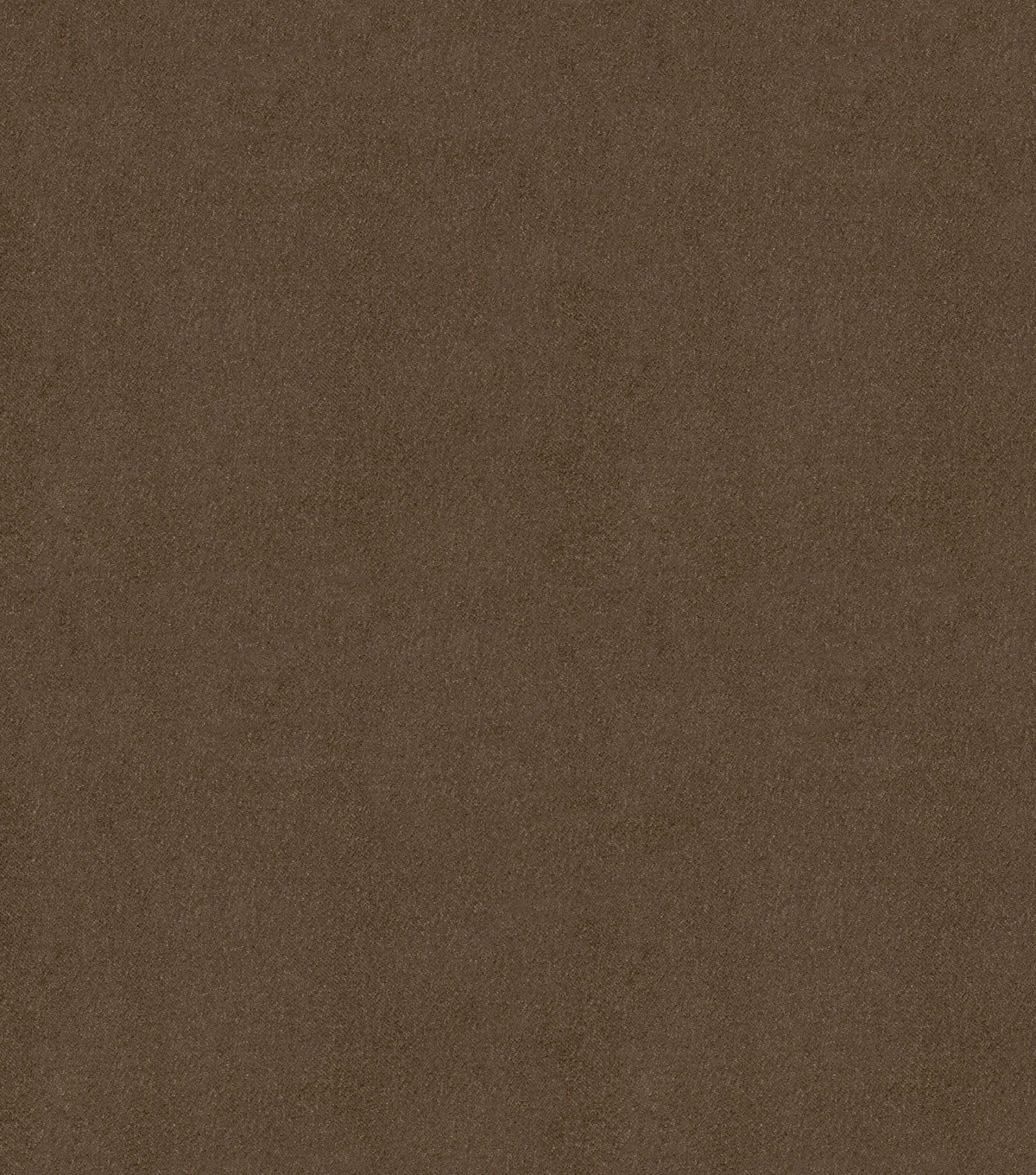 Signature Series Solid Faux Suede Fabric 58\u0022-Roasted Coffee