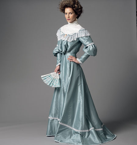 Butterick Misses Historical Costumes-B5970