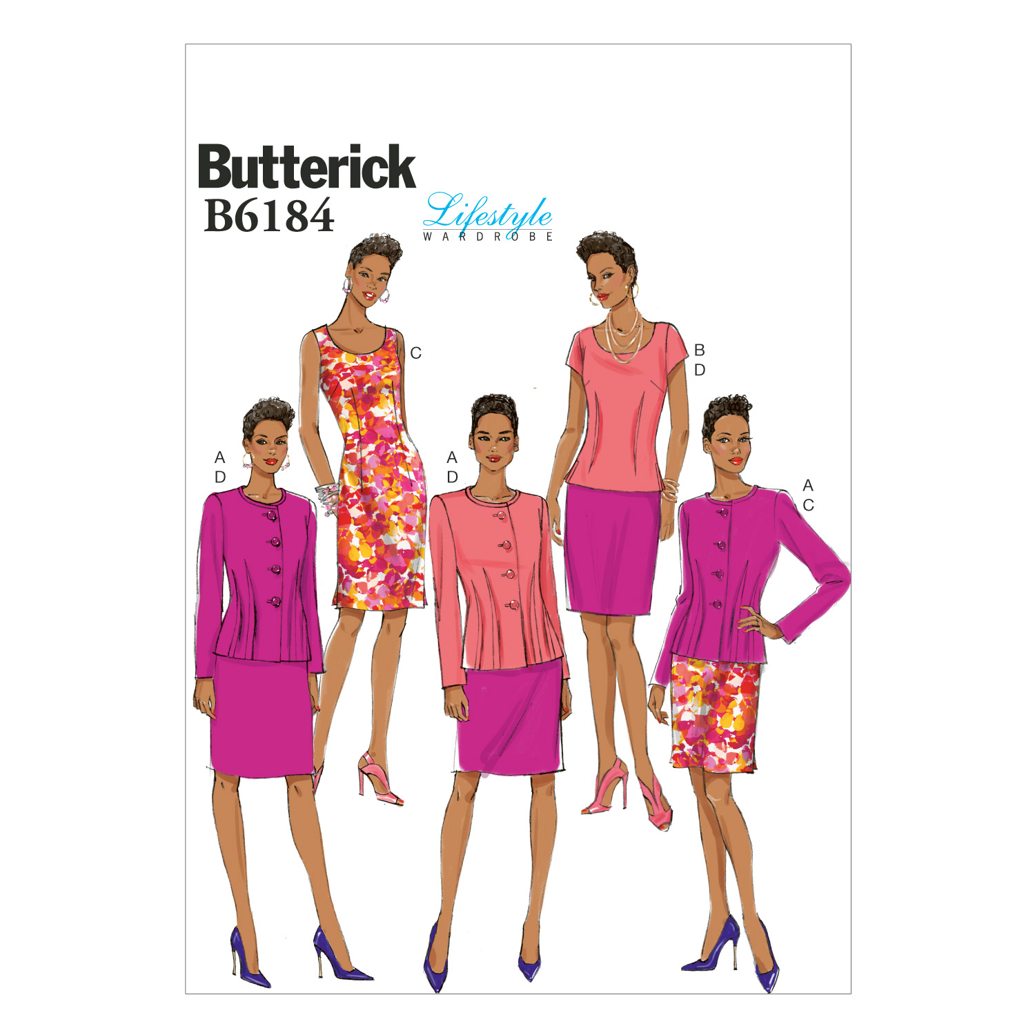 Butterick Misses Casual-B6184