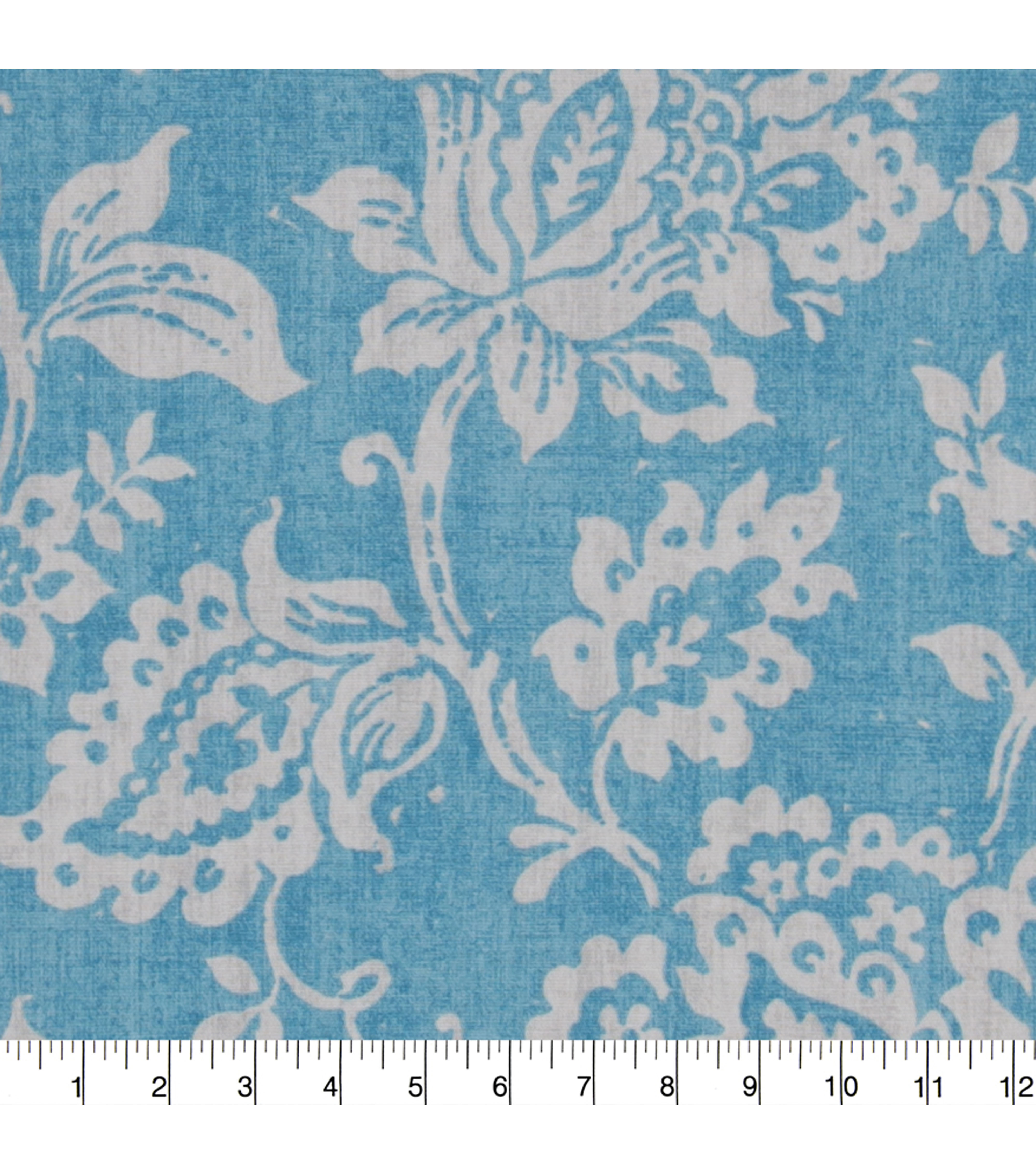 Home Essentials™ Print Fabric 45\u0027\u0027-Skyblue Hopedale Panorama