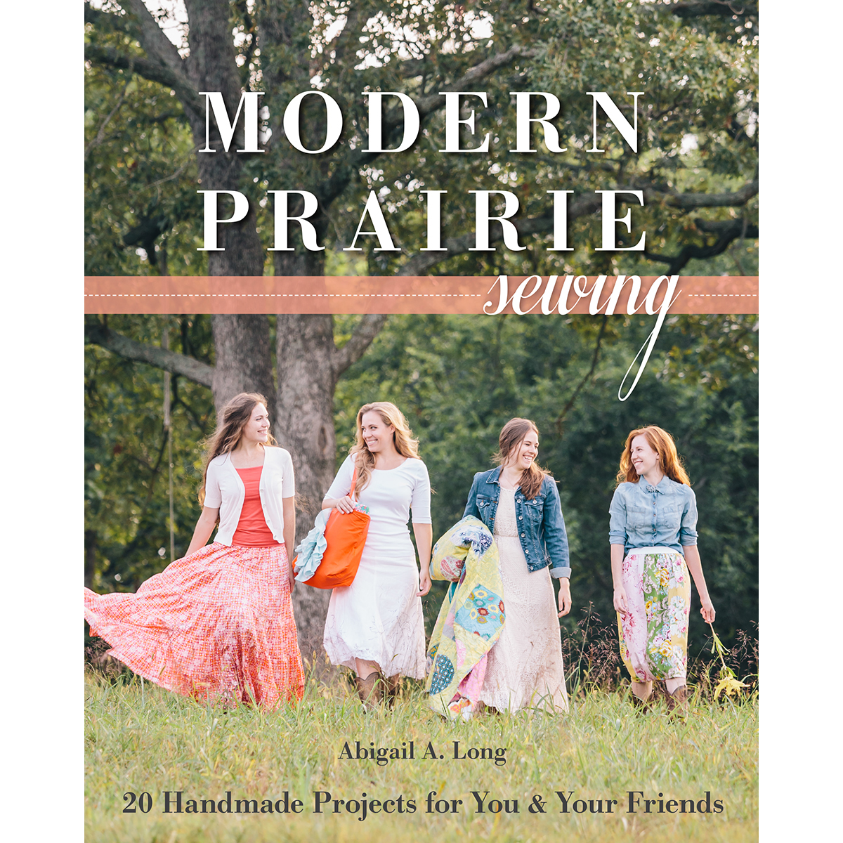 Stash Books-Modern Prairie Sewing