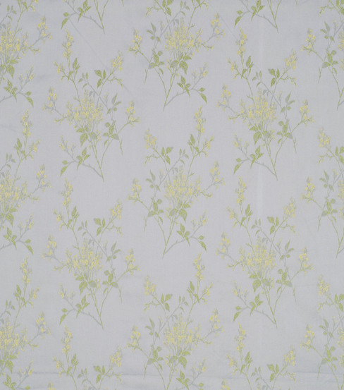 Home Decor 8\u0022x8\u0022 Fabric Swatch-Robert Allen Floral Field Ceil Fabric
