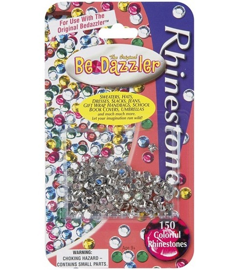 The Original BeDazzler Rhinestone Refills-Color