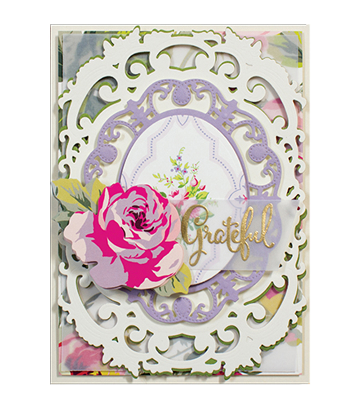 Spellbinders™ Nestabilities™ Decorative Element Die-Label 55
