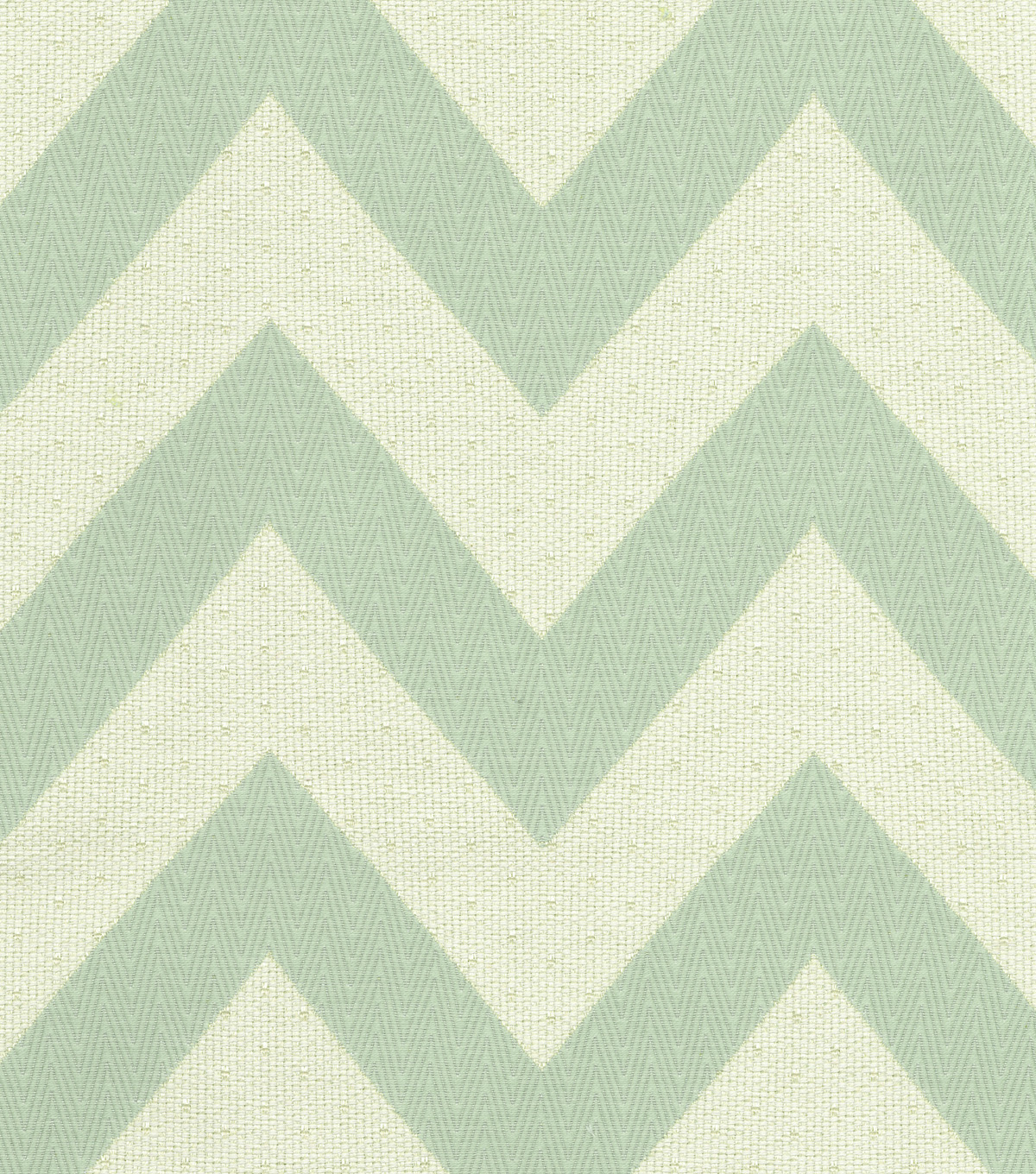 HGTV Home Upholstery Fabric-Chevron Chic Glacier