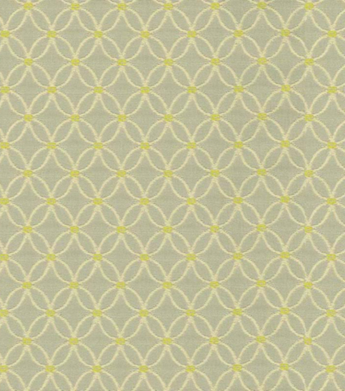 "HGTV Home Upholstery Fabric 56""-On The Web/Platinum"