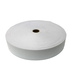 "Pellon® 2 1/2"" x 50yd Roll Knit Elastic- White"