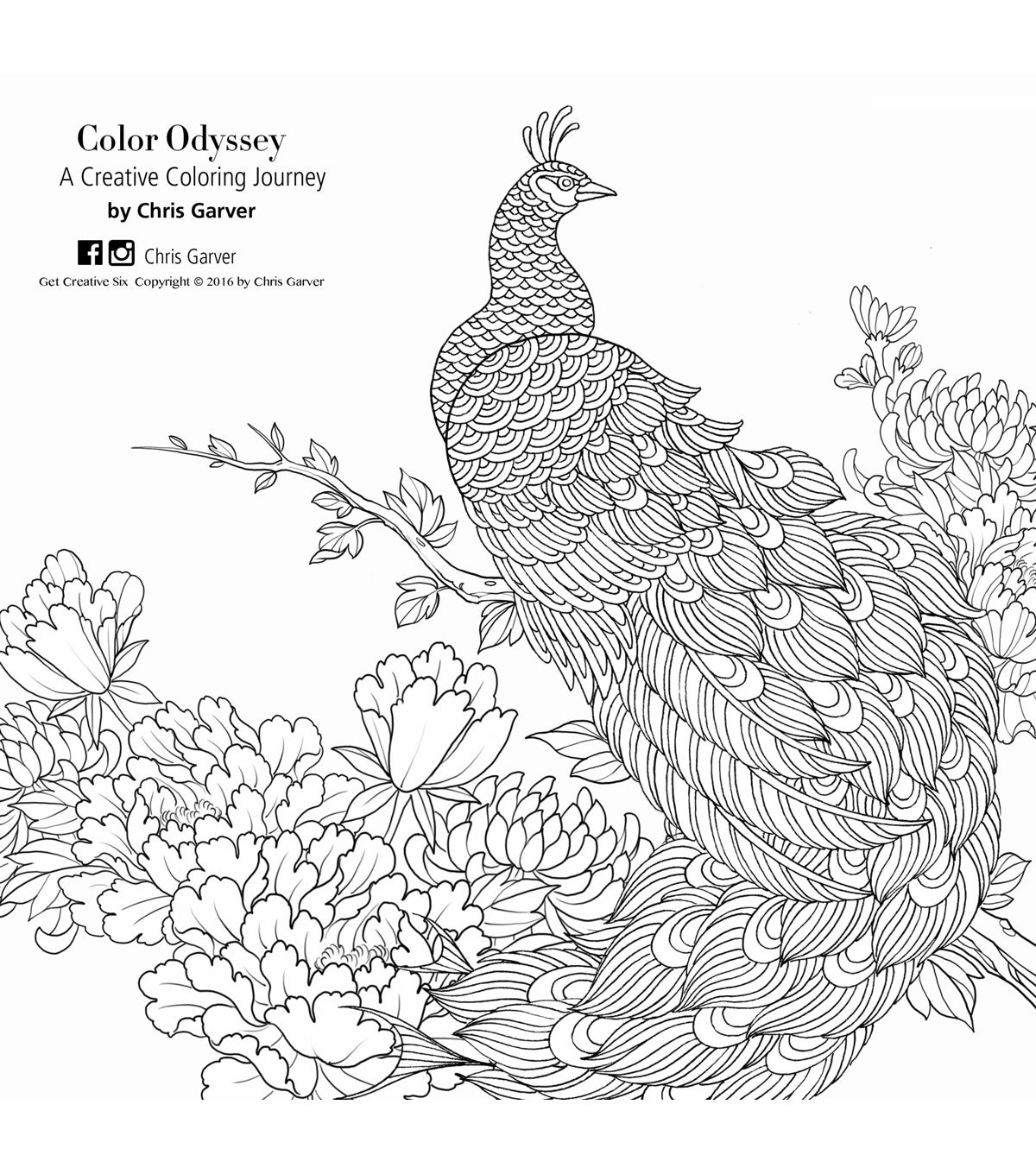 Color Odyssey: A Creative Coloring Journey Coloring Book | JOANN