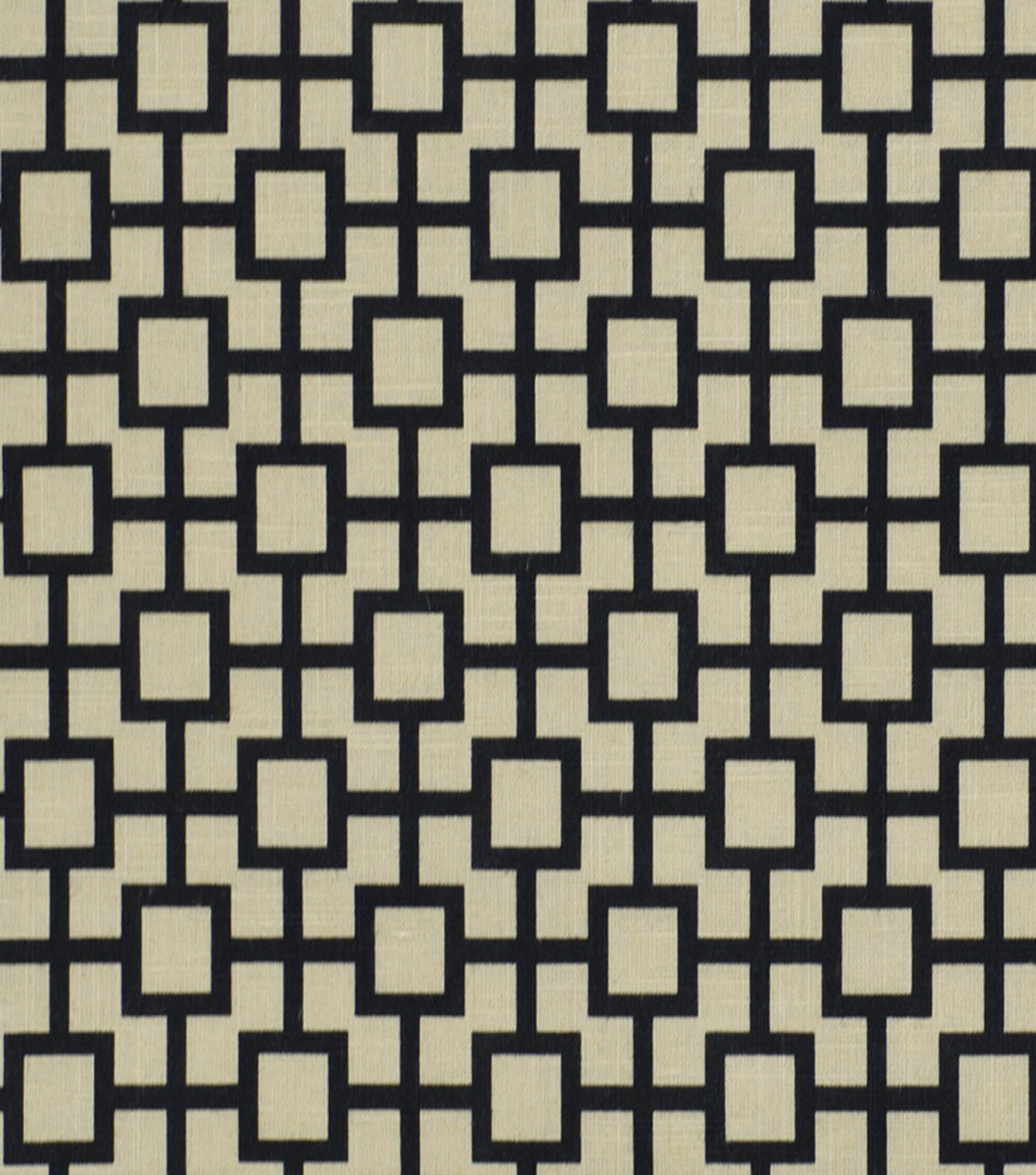 Home Decor 8\u0022x8\u0022 Fabric Swatch-Print Fabric Robert Allen Cats Cradle Midnight