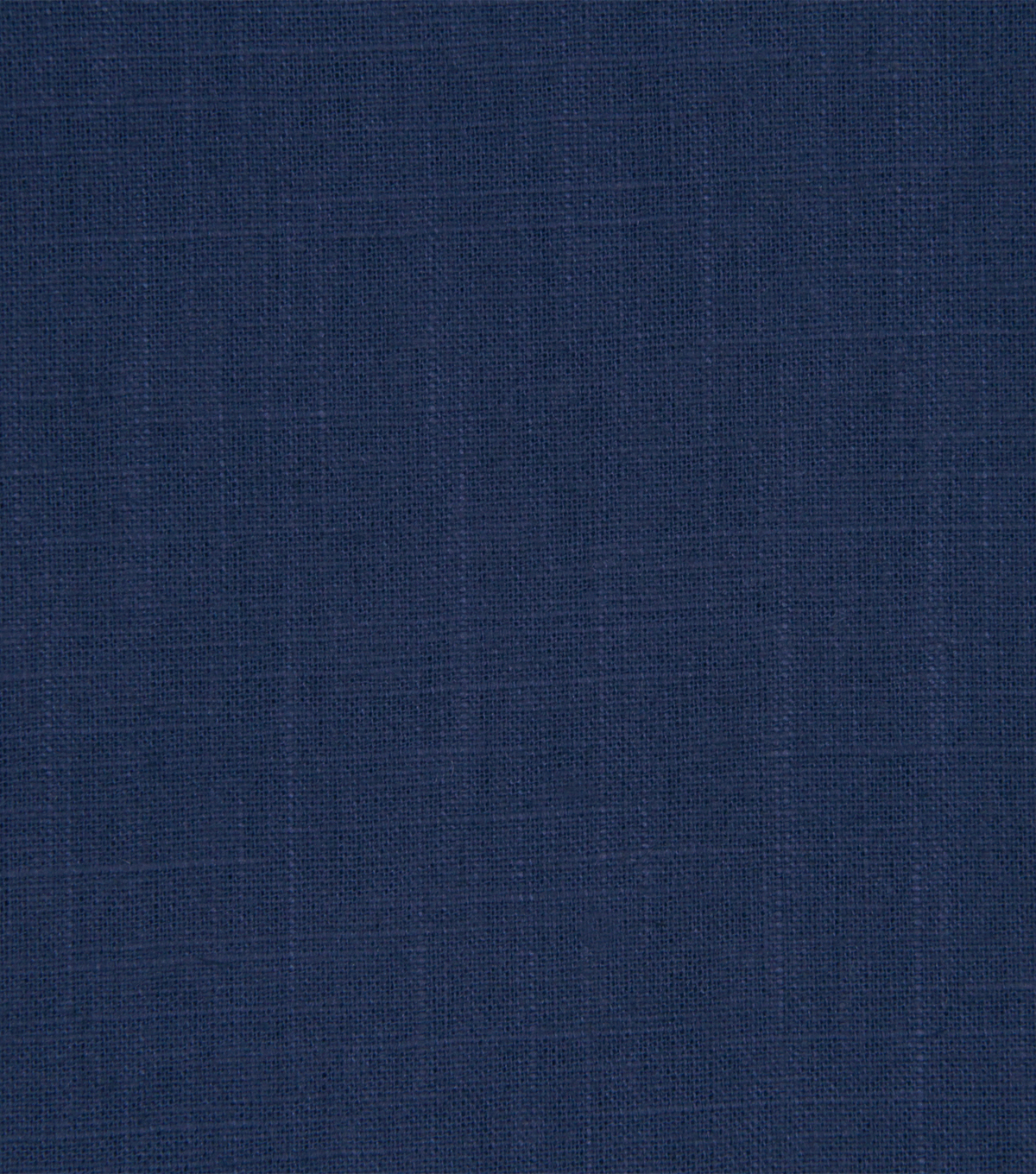 "Home Decor 8""x8"" Fabric Swatch-Robert Allen Linen Slub Ultramarine"
