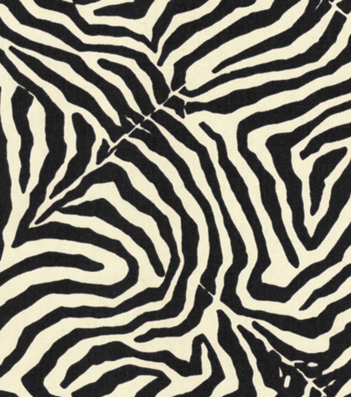 Home Decor 8\u0022x8\u0022 Fabric Swatch-Waverly Wild Life Onyx
