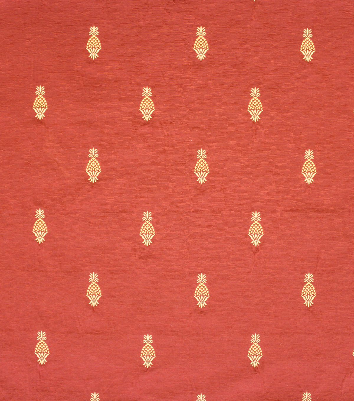 Home Decor 8\u0022x8\u0022 Fabric Swatch-Upholstery Fabric Barrow M6547-5296 Paprika
