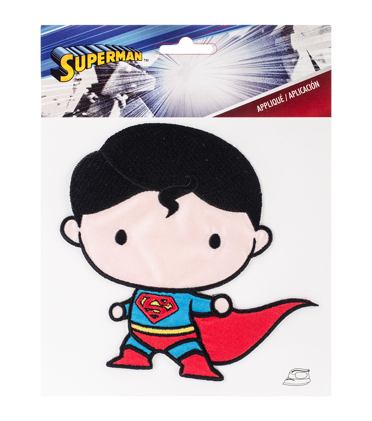 Marvel Comics Superman Iron-On Applique