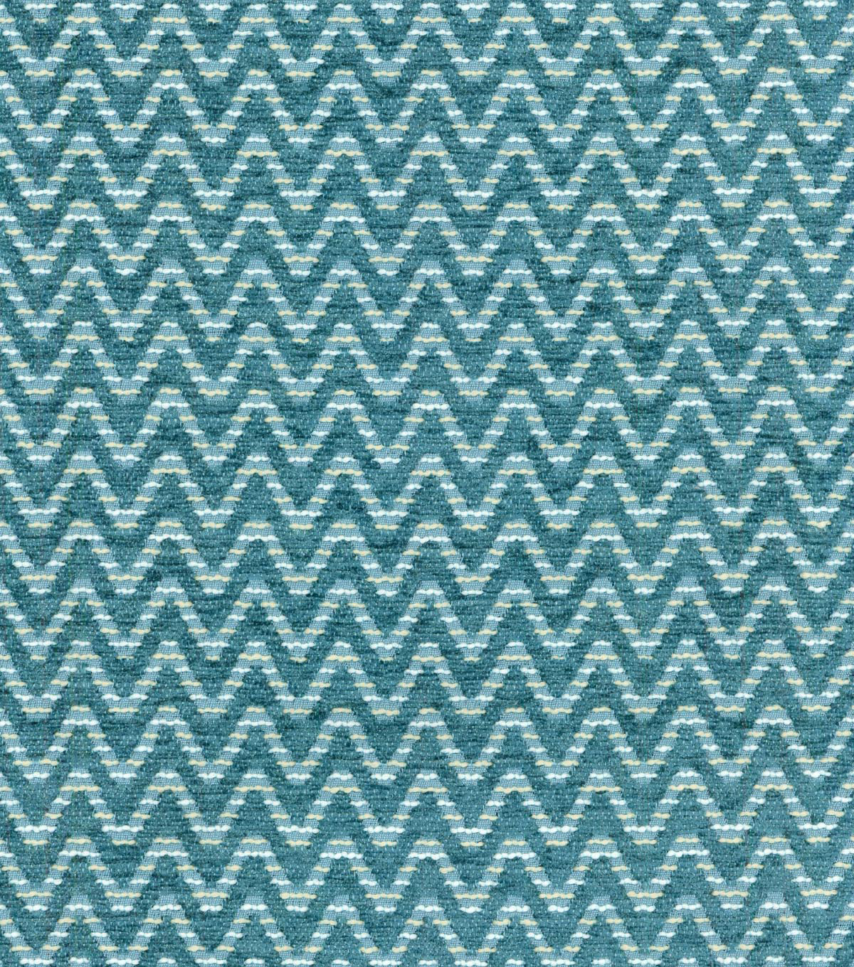 Waverly Upholstery Fabric-Wave Of Affection Aegean
