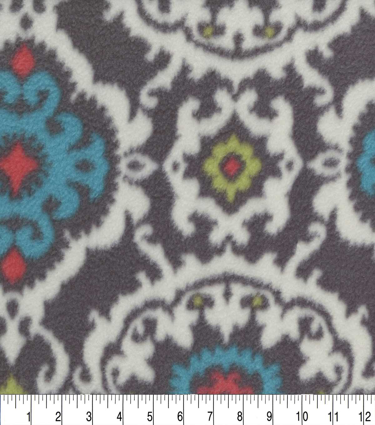 Anti-Pill Fleece Fabric 59\u0022-Kasha Sterling
