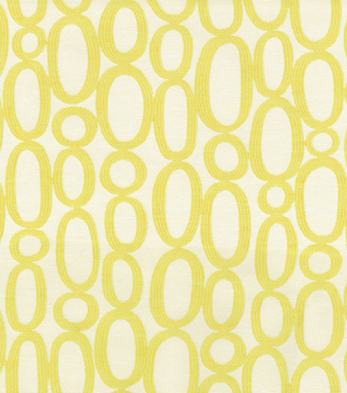 Home Decor 8\u0022x8\u0022 Fabric Swatch-HGTV HOME Looped Sunshine