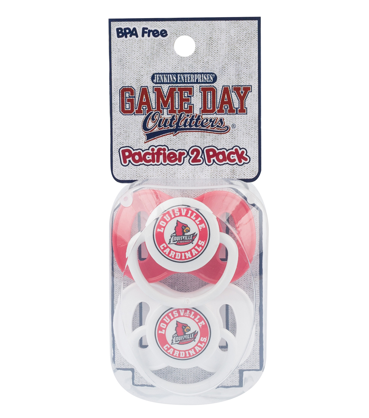 University of Louisville Pacifiers