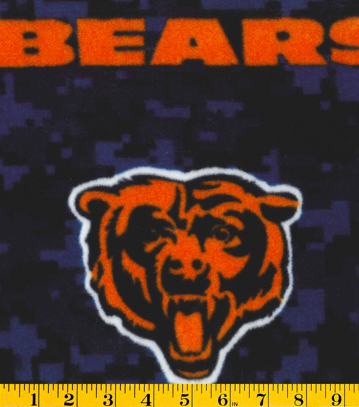 Chicago Bears Digital Flc