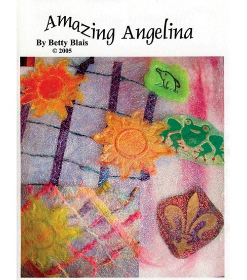 Embellishment Village Books-Amazing Angelina