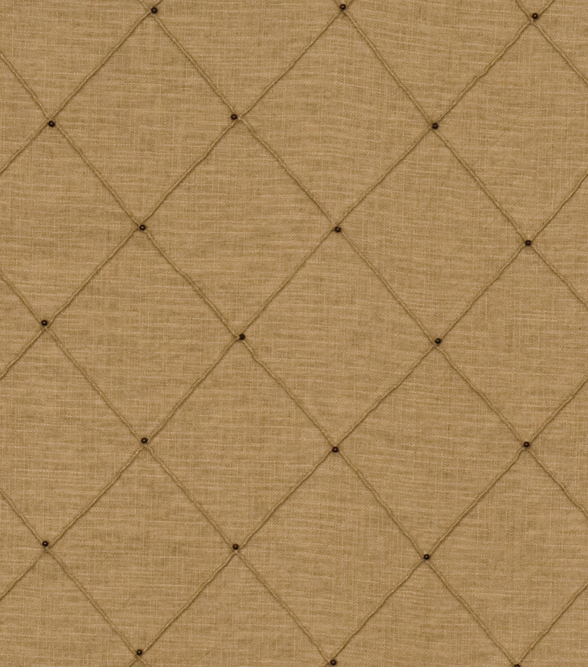 Home Decor 8\u0022x8\u0022 Fabric Swatch-Jaclyn Smith Jasso Caramel