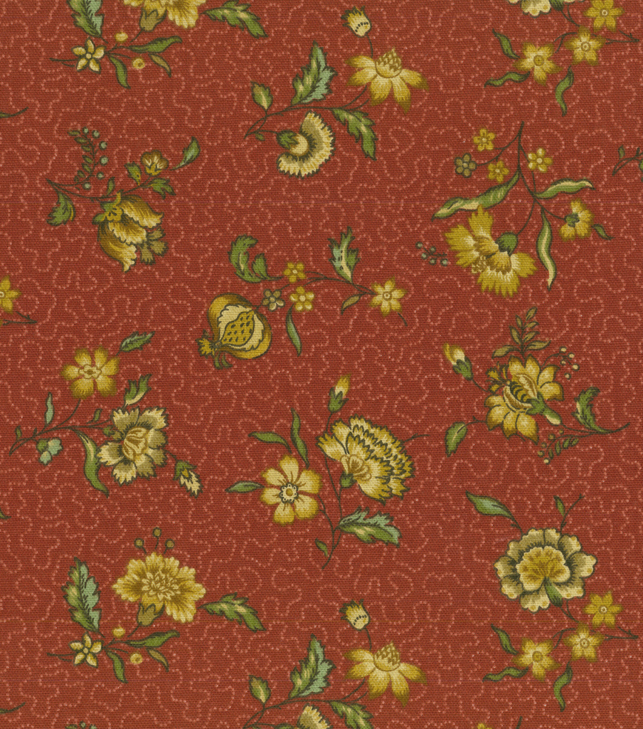 P/Kaufmann Print Fabric 54\u0022-Elijah/Antique