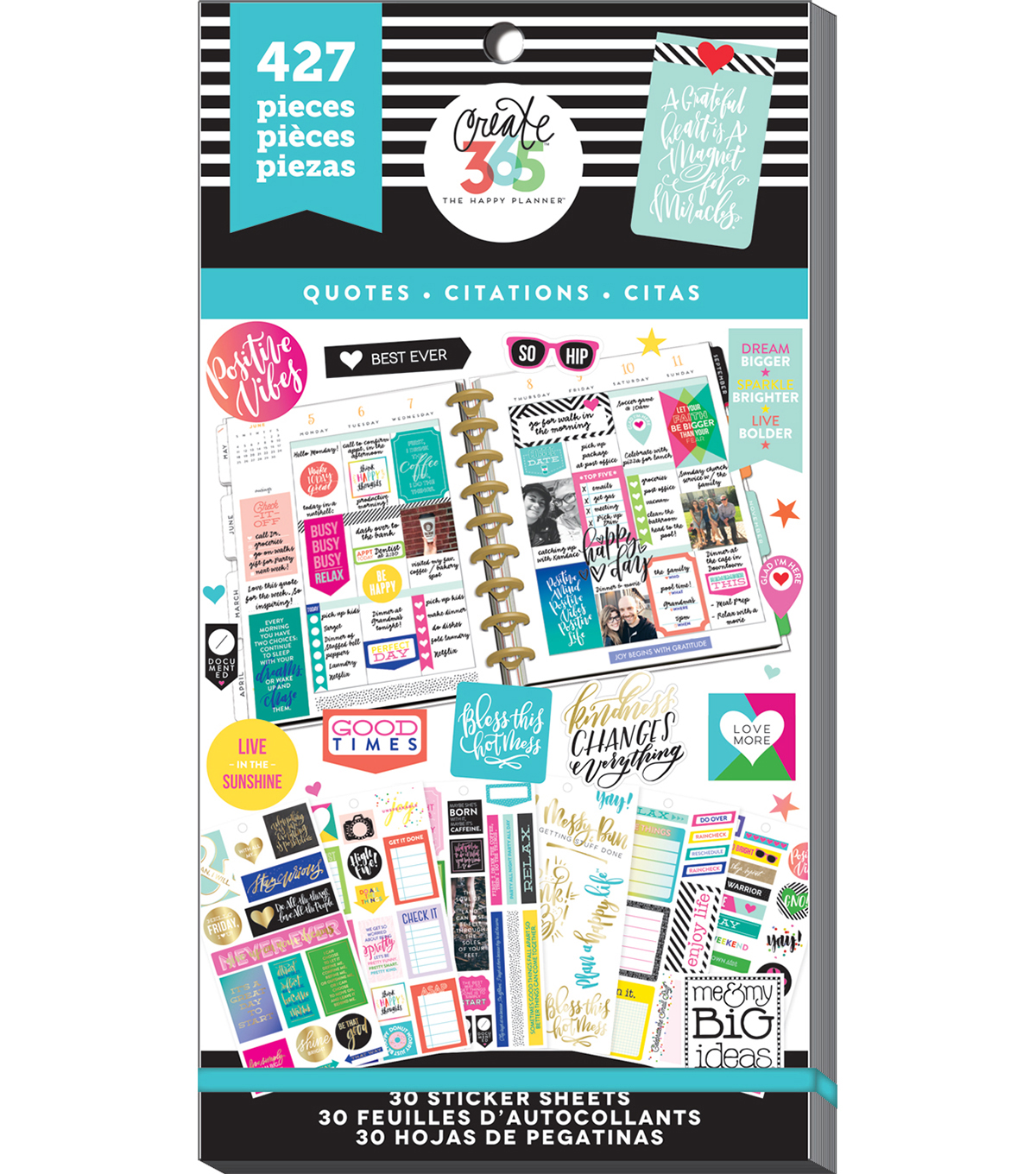 Create 365 The Happy Planner™ Quotes Value Pack