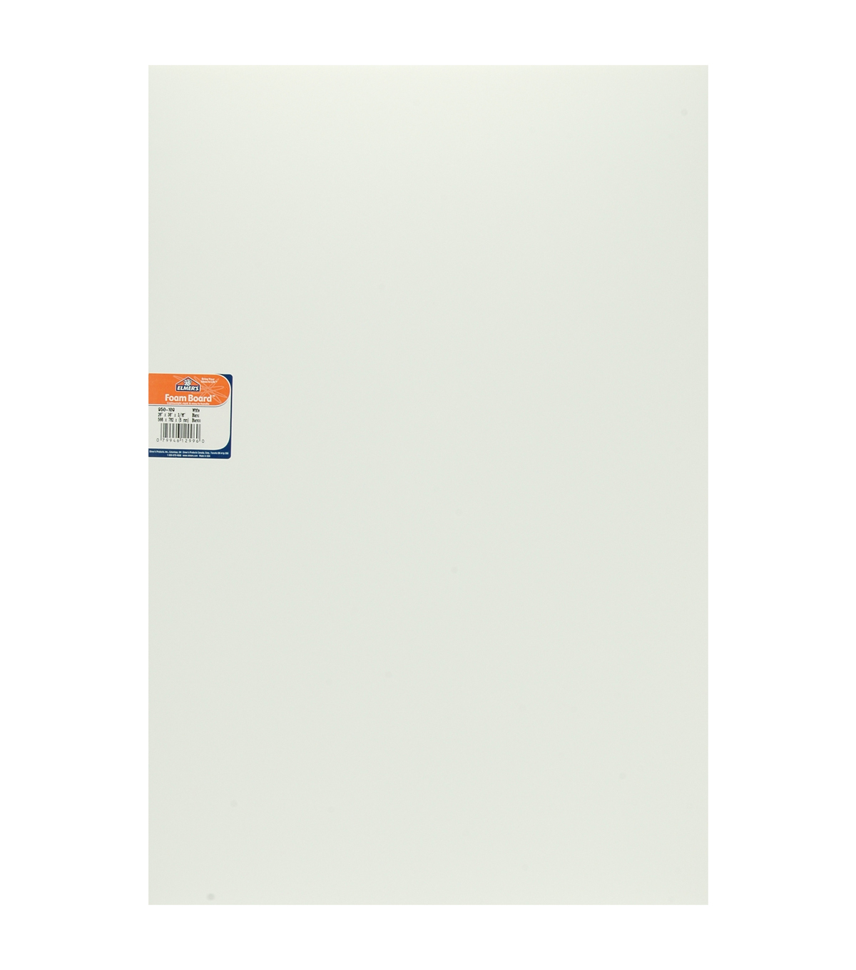 Elmer\u0027s Foam Board 3/16\u0022 Thick 20\u0022x30\u0022 (25 sheets)