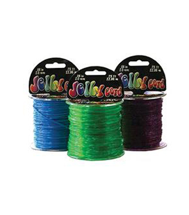 Pepperell 2mmx75' Jelly Cord