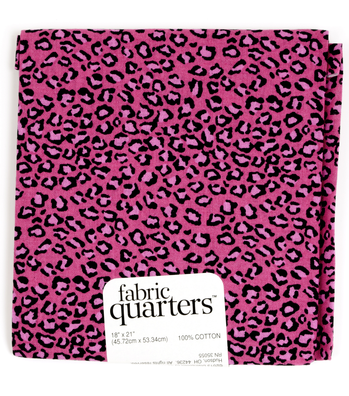 "Fabric Quarters Cotton Fabric 18""-Girl"