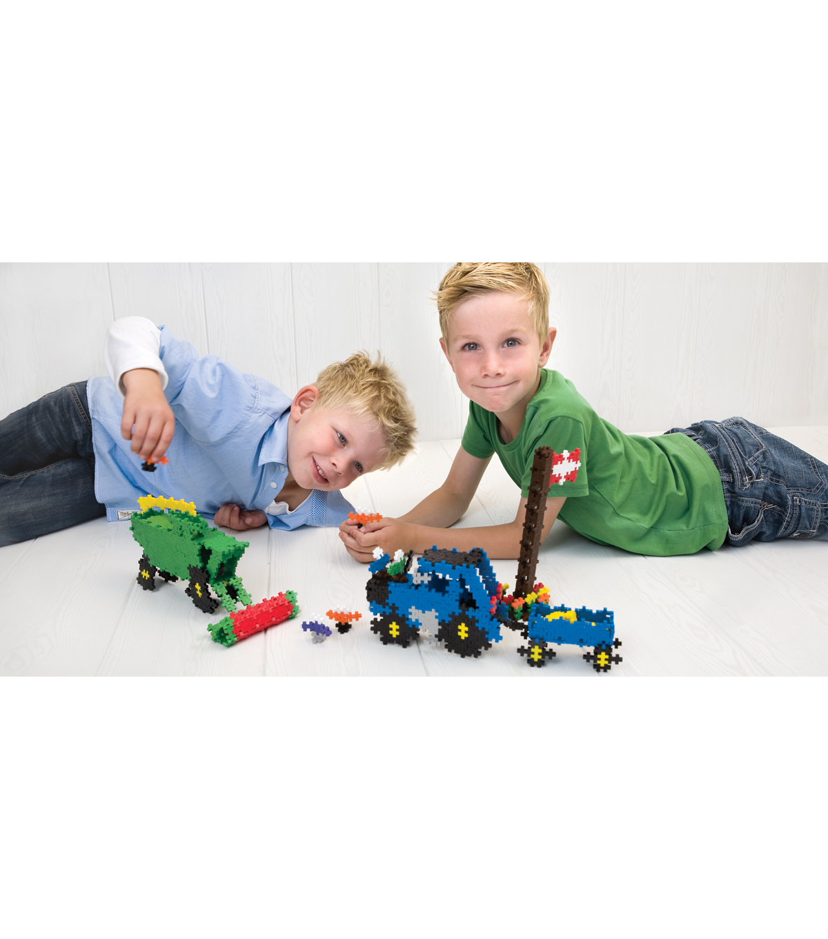 Plus-Plus 300 PC Basic Creative Play & Construction Set