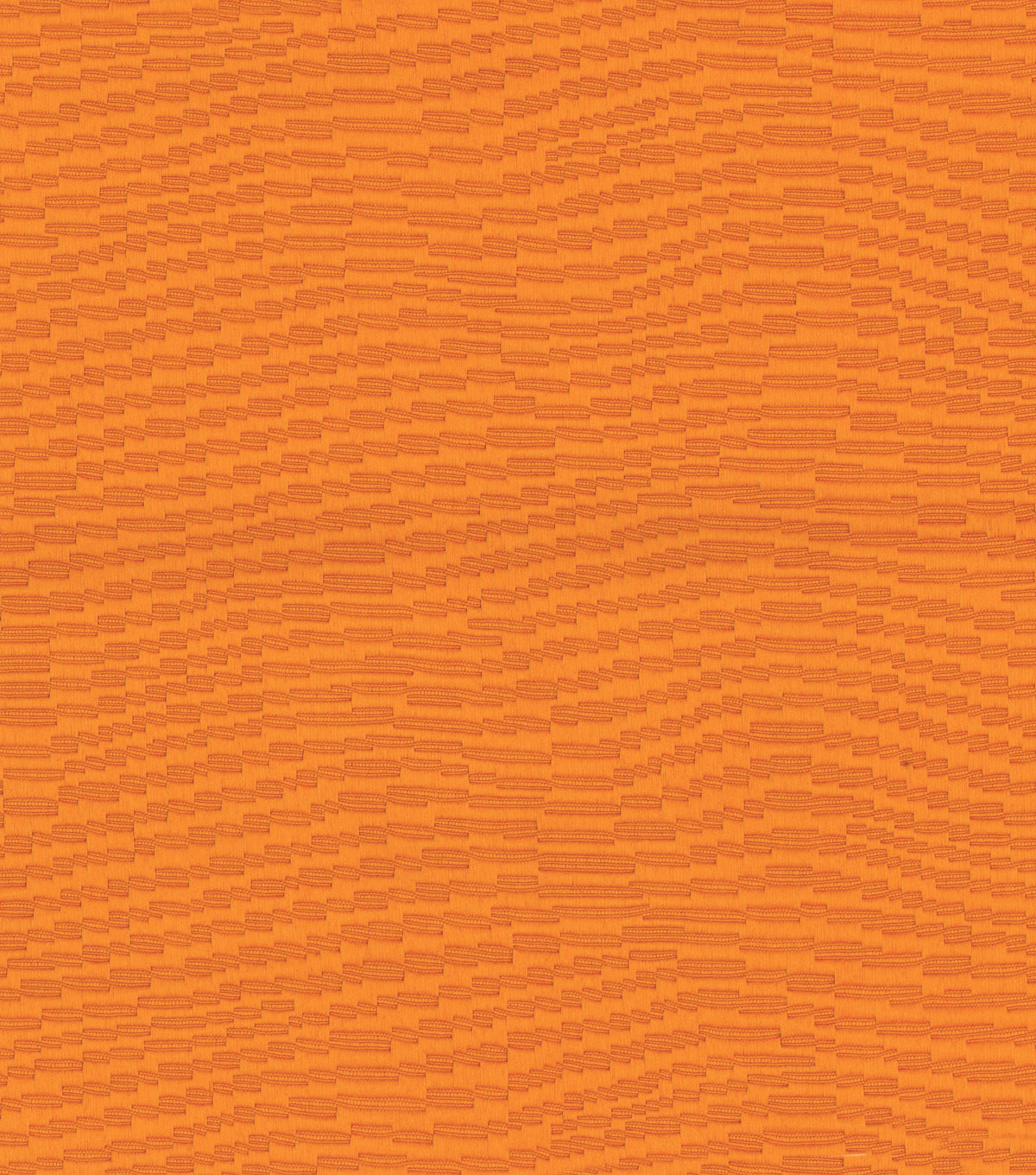 Waving About Clementine Swatch