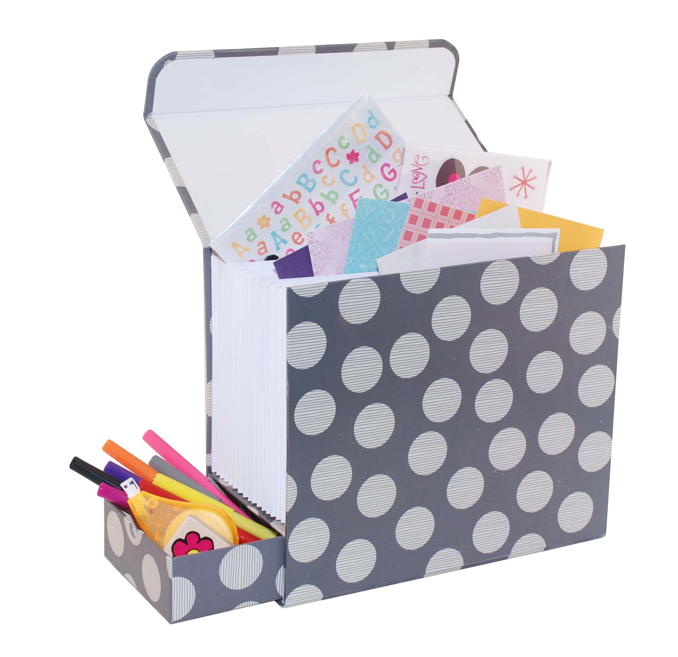 Everything Mary Card Making Organizer w/ Drawer