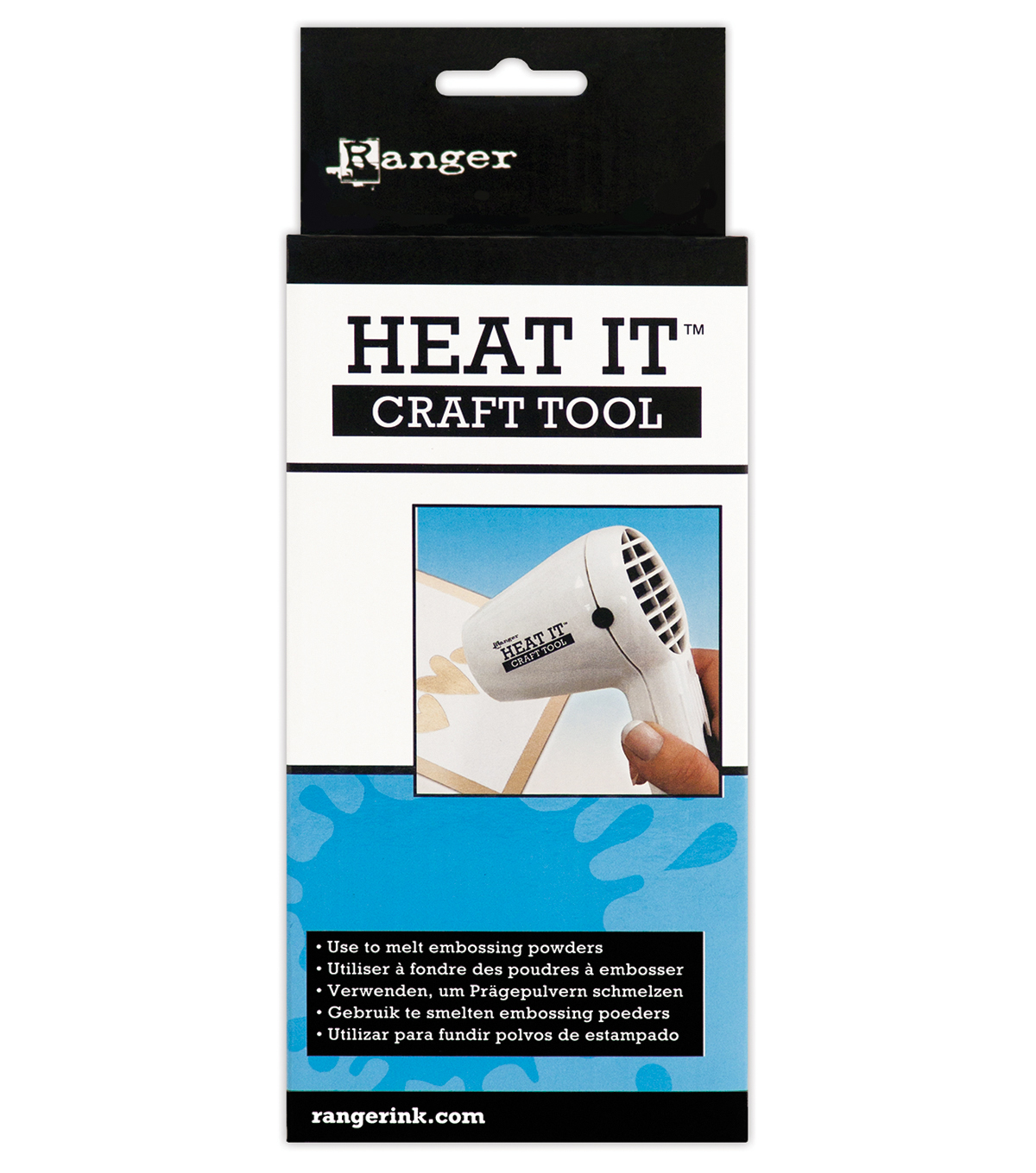 Ranger Heat It Tool-European Version-